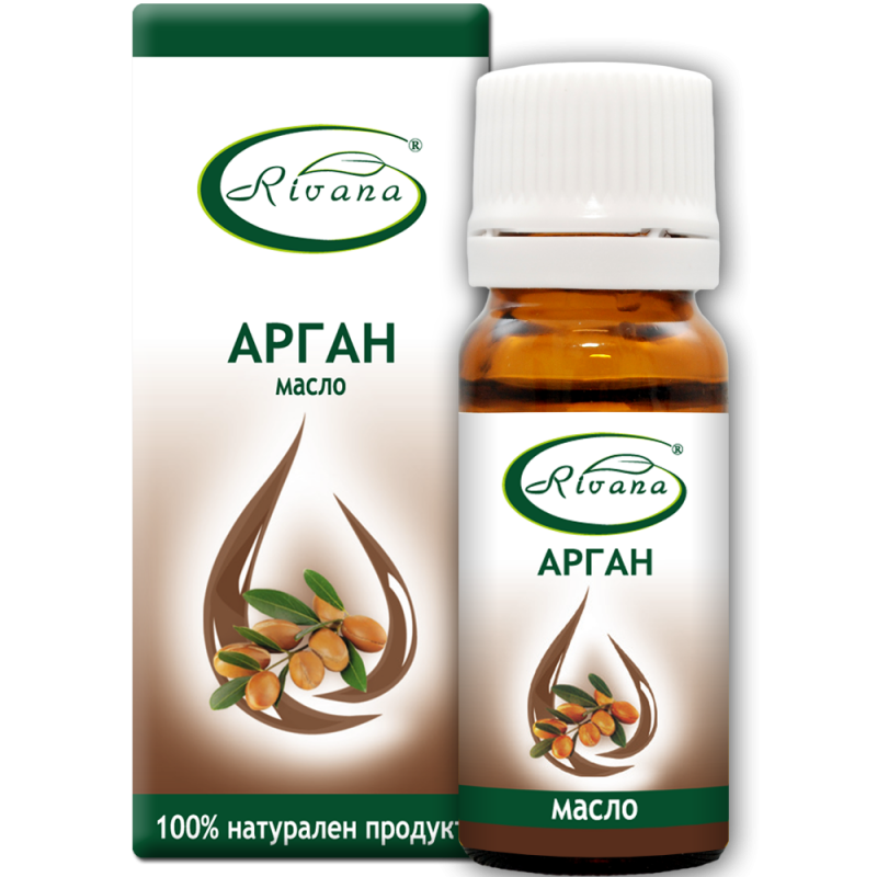 Argan oil - 100% natural product - without preservatives - 10 ml.
