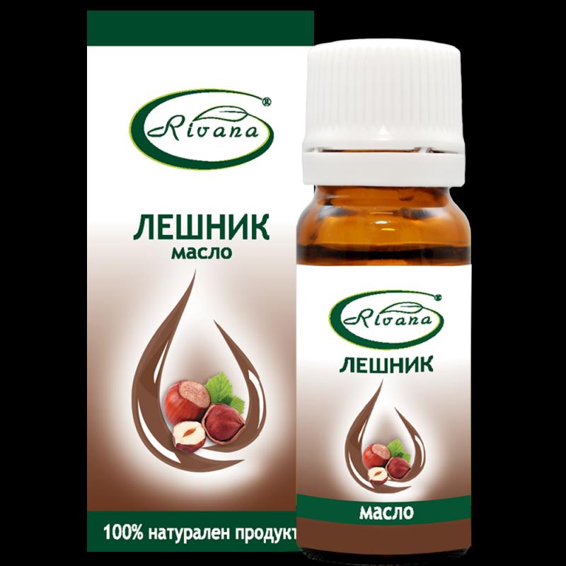 Лешник масло-10 Мл- 100% Натурален Продукт Без Консерванти
