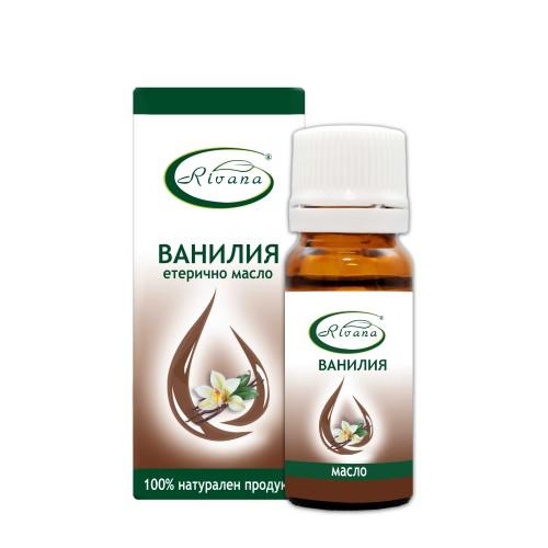 Масло от Ванилия -10 мл- 100% натурален продукт - без консерванти