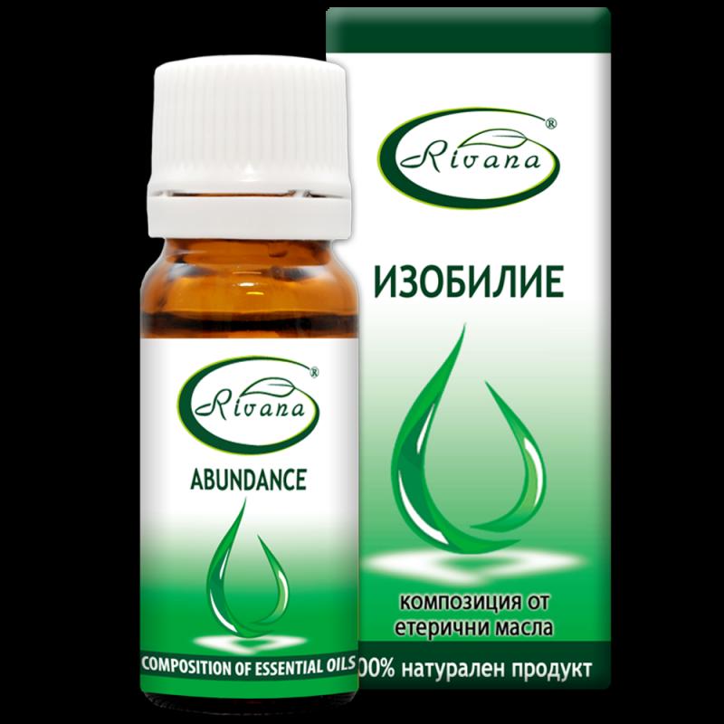 Изобилие - Композиция от 100% чисти етерични масла.