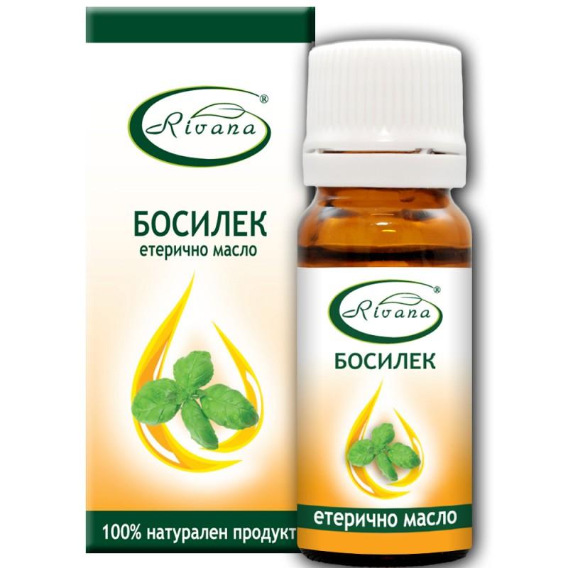Масло от Босилек-Ocimum Basilicum oil-100% чисто етерично масло