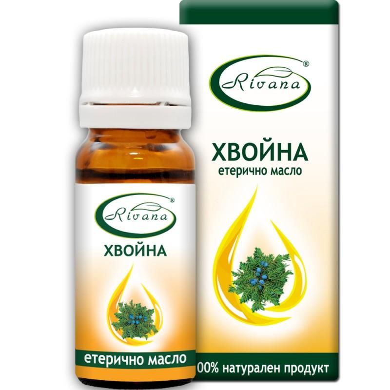 Хвойна - Juniperus communis - 100% етерично масло.