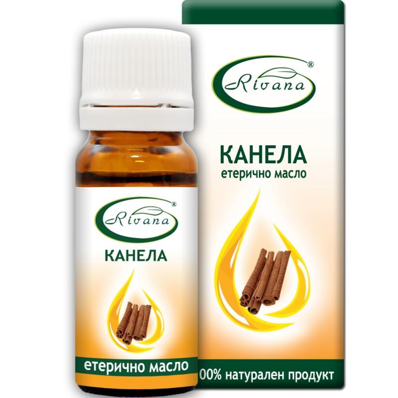 Канела - Cinnamomum zeylanicum  - 100% етерично масло.