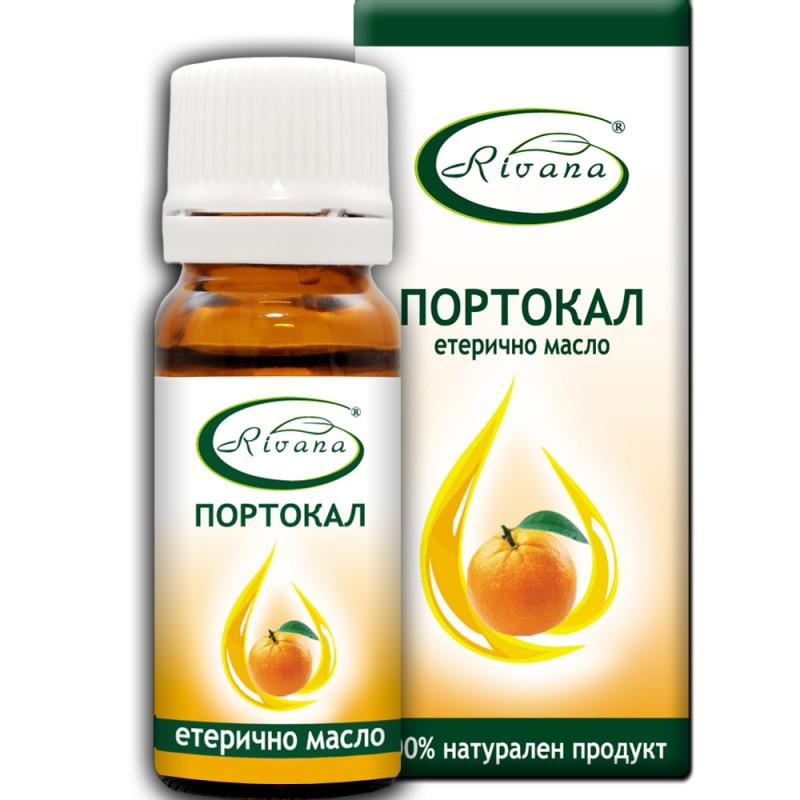 Портокалово масло - Citrus sinensis - 100% етерично масло.