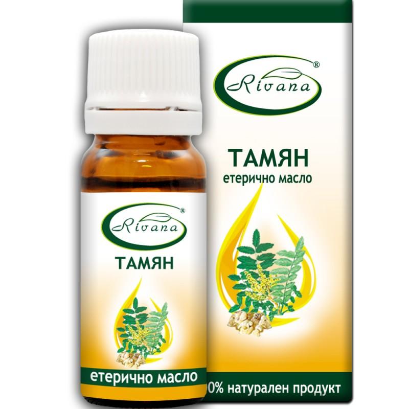 Тамян 10 мл - Boswellia thurifera -100% етерично масло.