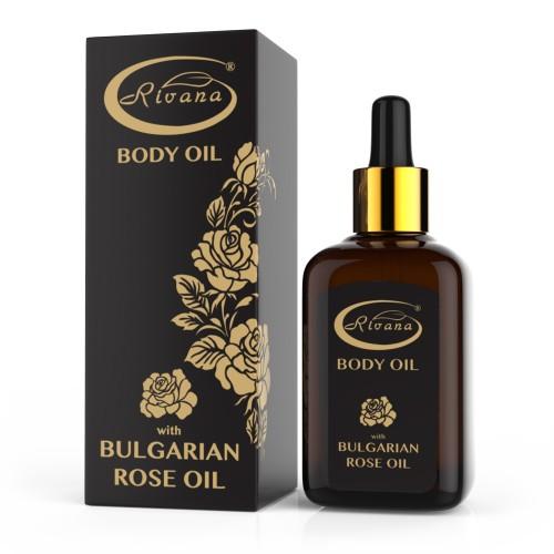 Body oil-Rose oil