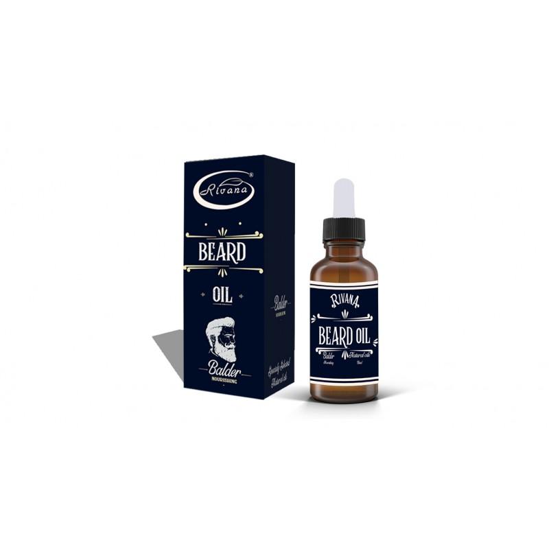 Beard oil-Balder