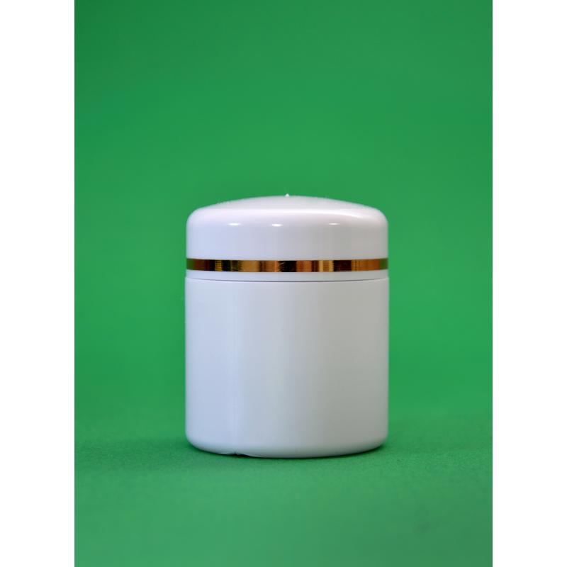 Пластмасова опаковка-55 мл. с подложка и капачка